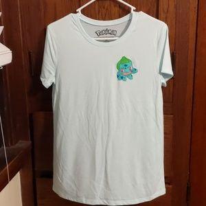 Never worn - Bulbasaur t-shirt